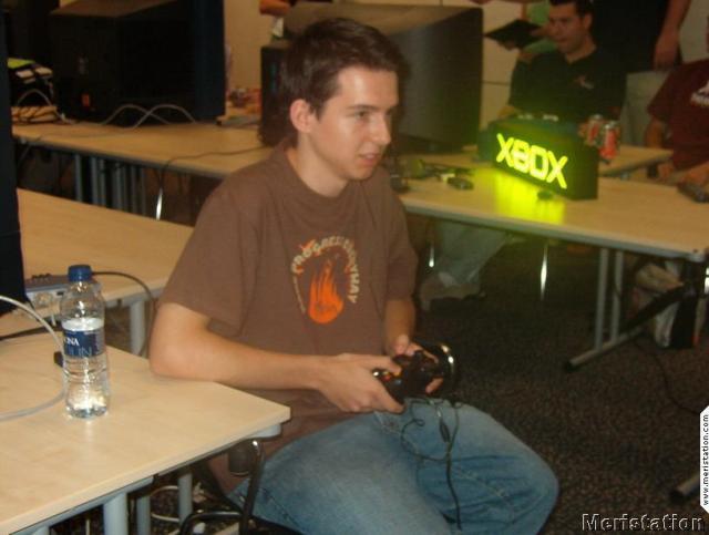 Buen papel nacional en el torneo mundial de Halo 2