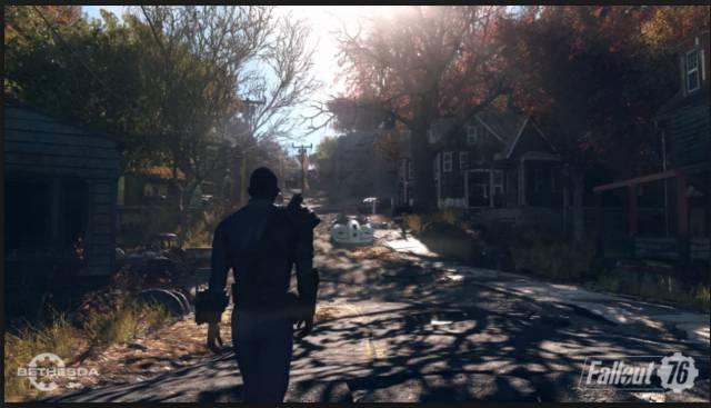 Fallout 76, análisis