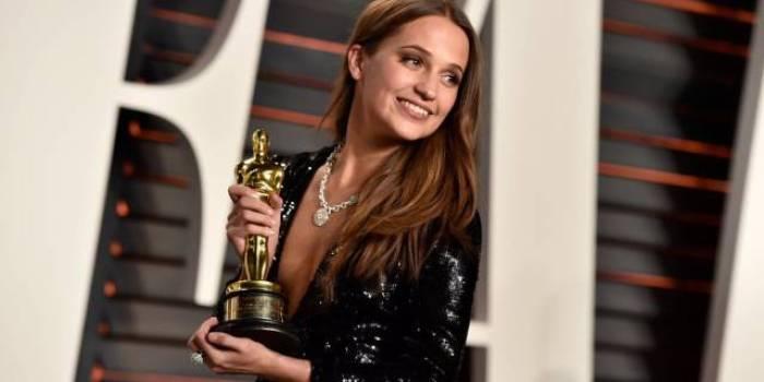 Alicia Vikander Oscar