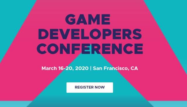 La GDC 2020 tendrá lugar en el Moscone Center de San Francisco, California, del 16 al 20 de marzo