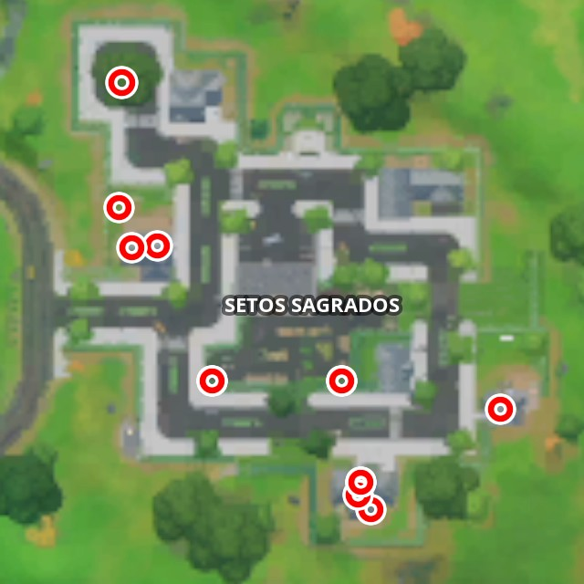 fortnite chapter 2 season 2 challenges domination of the location challenge destroys teddy bears in hedges sacred map