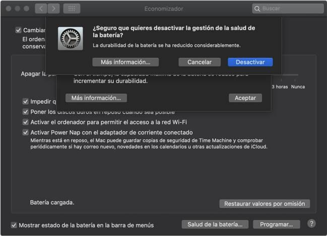 Actualiza a macOS Catalina 10.15.5 para tener más batería en tu ...