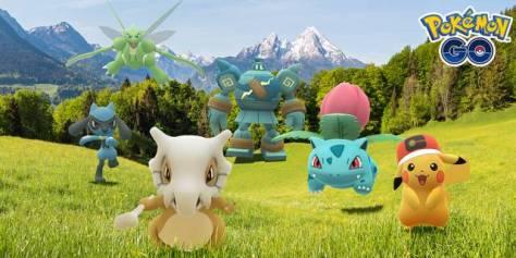 Pokémon GO – Evento 'Semana de la Animación'
