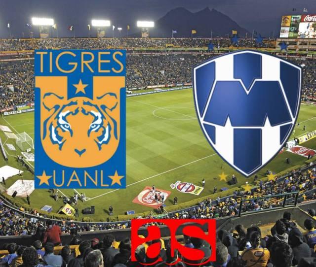 Tigres Vs Rayados De Monterrey En Vivo Online Liga Mx Jornada 15 Sabado