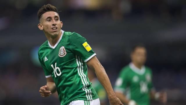Rezultate imazhesh për Hector Herrera mexico