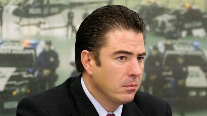 Detienen por tortura a Luis Cárdenas Palomino, brazo derecho de Genaro García Luna - AS México