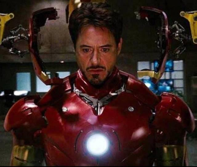 Pelicula De Iron Man
