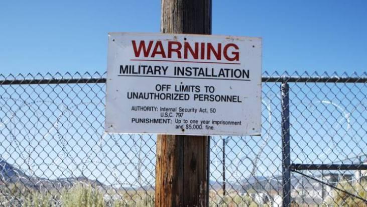 Área 51: ¿Qué es y en dónde podría encontrarse esta base militar ...