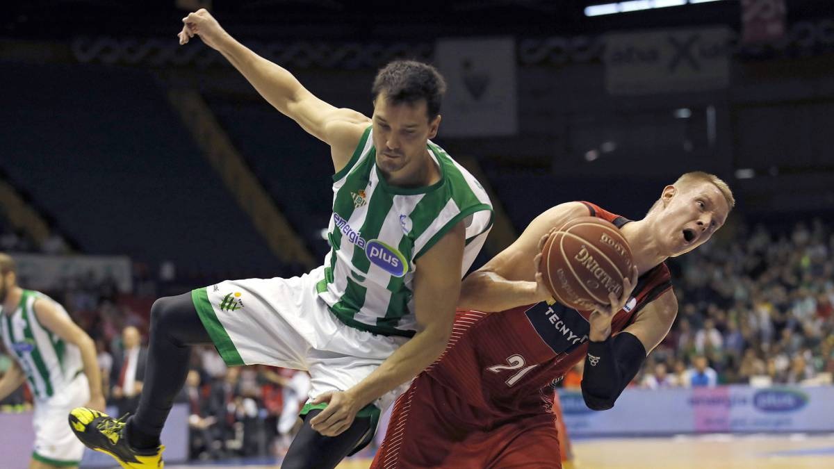 Resultado de imagen de zaragoza vs betis basket