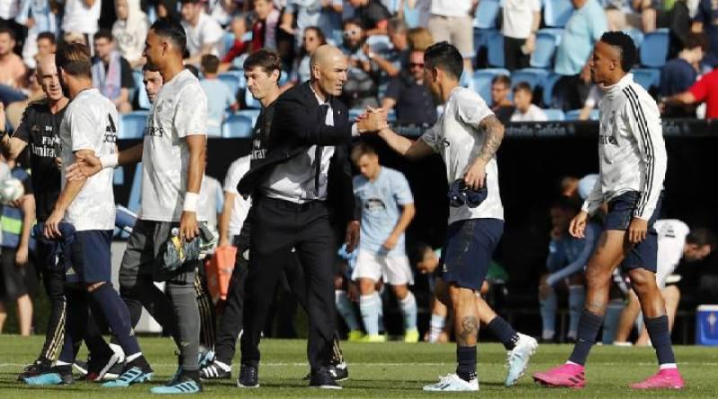 Real Madrid. James con su profesionalismo empieza a que Zidane cambie su opinión