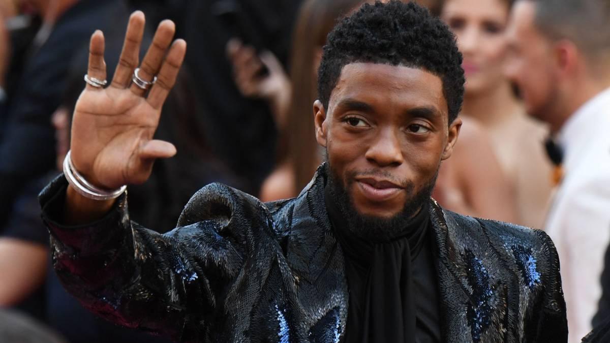 Sale a la luz el último mensaje de Chadwick Boseman al productor de 'Black Panther' - AS.com