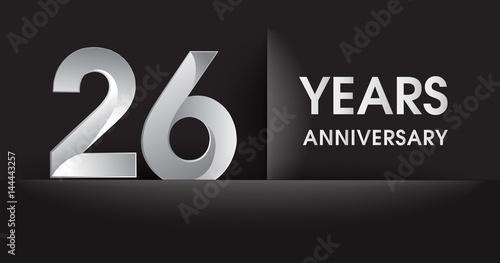 anniversary celebration logo