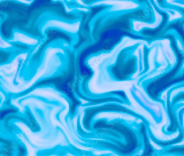 Abstract Blue Marble Texture Vector Watercolor Pattern Background Trendy Template For Design Party