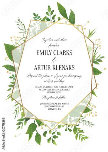 Weeding Invitations Template Black Background