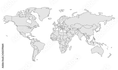 Map Template For Web Site Pattern Infographics Globe