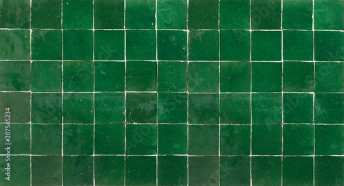 https stock adobe com images old retro dark green ceramic tile texture background dark green square tiled wall 287565234 start checkout 1 content id 287565234