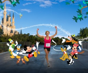 Run Disney 20th Anniversary Walt Disney Marathon