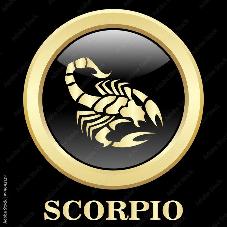 Image result for SCORPIO images 2020 circle shape