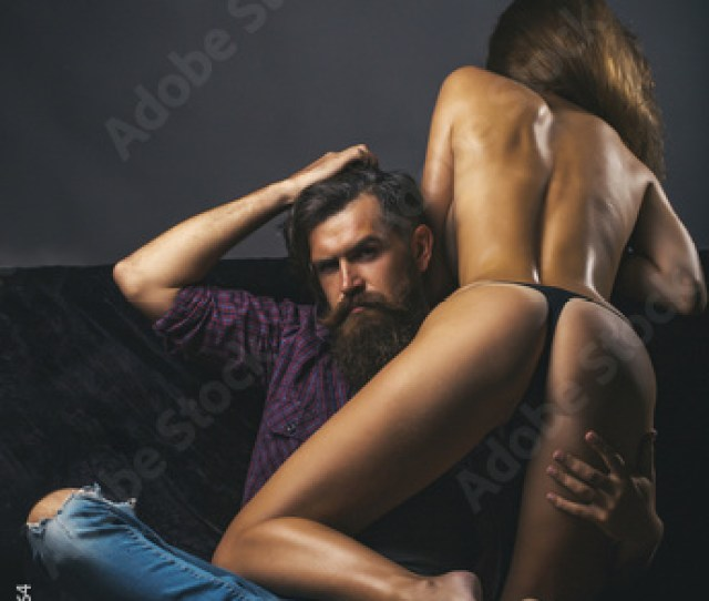 Sensual Couple In Love In Sexy Pose Erotic Games