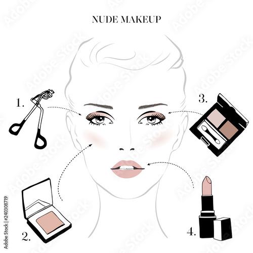 Makeup Tutorial Beautiful
