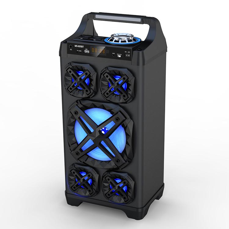 MS-5BT Portable Bluetooth Speaker