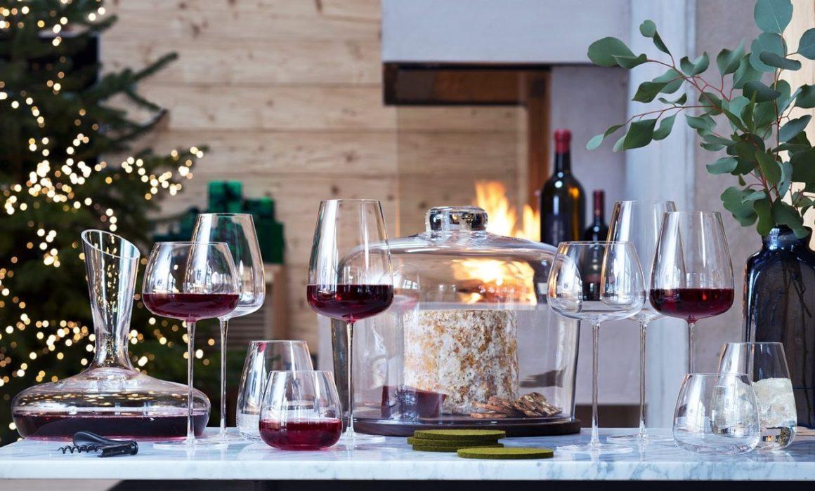 Feesttafel 3 - LSA wijnglazen
