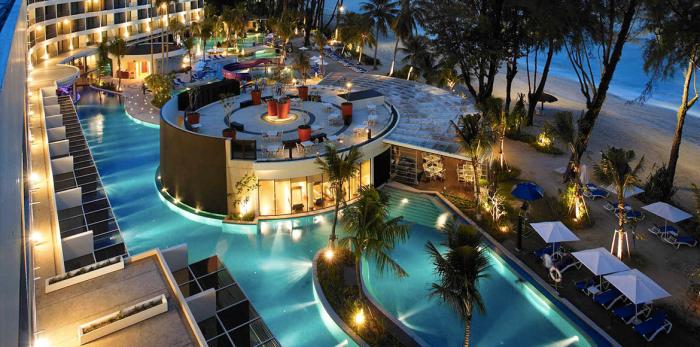 Hard Rock Hotel Penang To book: http://penang.hardrockhotels.net/