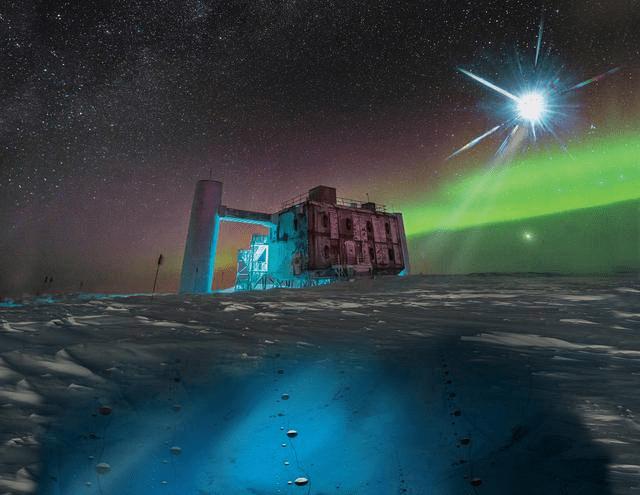 Descubrimiento de la primera fuente extragaláctica de rayos cósmicos y neutrinos súper energéticos