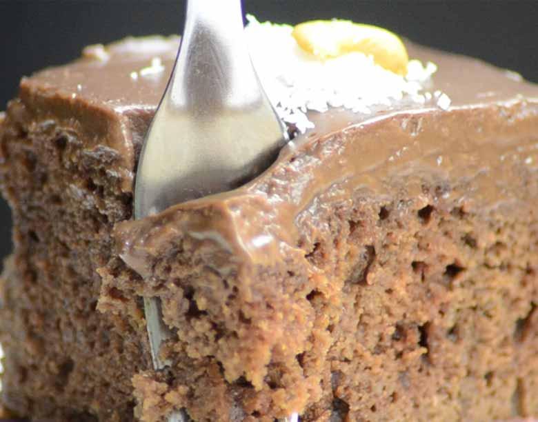 turkish moist chocolate cake asaan