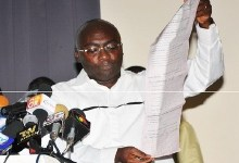 Photo of Ghana's Official inflation and exchange rate data are not credible – Bawumia