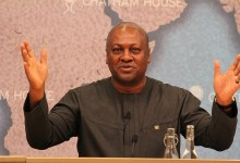 Photo of Mahama appeals for partnership in infrastructural devt