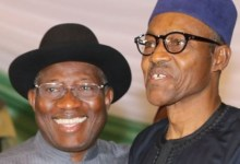 Photo of Nigeria election: Jonathan and Buhari sign peace deal