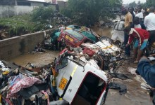 Photo of Ghana's economic woes worsened by flooding