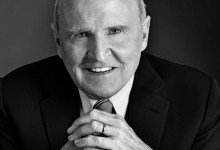 Photo of Former GE CEO Jack Welch says leaders have 5 basic traits — and only 2 can be taught