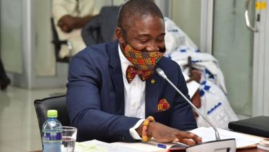 Bernard Okoe Boye, Deputy Minister of Health