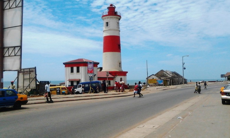 James Town Lighthouse, Accra