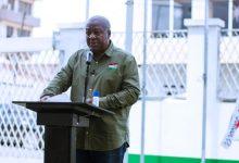 John Mahama, NDC