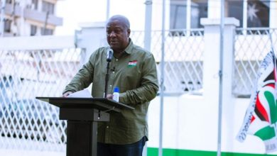 Photo of Mahama expresses concern about rising debt stock under Akufo-Addo