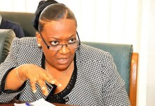 Lydia Dsane Selby, chief executive, National Health Insurance Authority