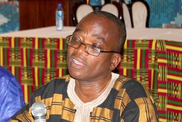 Yaw Boadu-Ayeboafoh, chairman of the National Media Commission