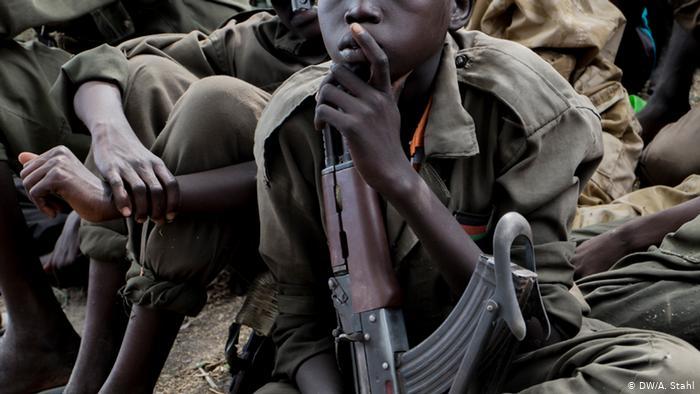 Child soldiers