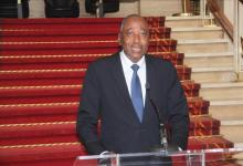 Amadou Gon Coulibaly, prime minister of Côte d'Ivoire