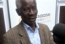 Brigadier General Nunoo-Mensah