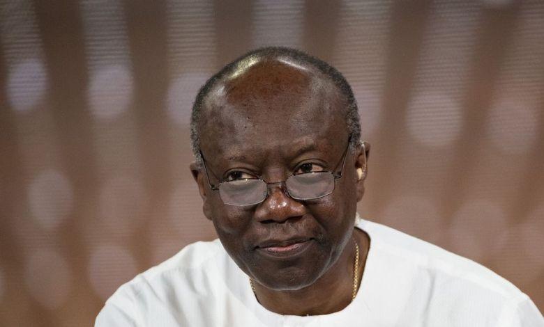 Ken Ofori-Atta, Minister for Finance