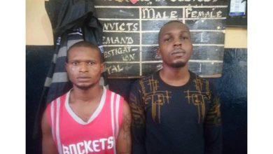 Nigerian people traffickers arrested in Central Region