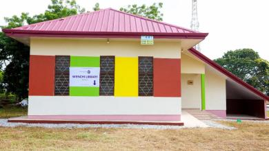 Photo of Rebecca Foundation builds two more libraries for communities