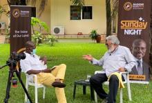 Kwaku Sakyi-Addo interviews Jerry Rawlings for Sunday Night, Asaase Radio