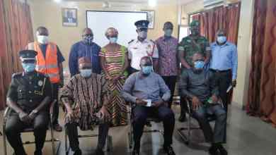 Upper West Region disaster managment committee (NADMO)