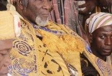 Ya Naa Abubakari Mahama II, overlord of Dagbon