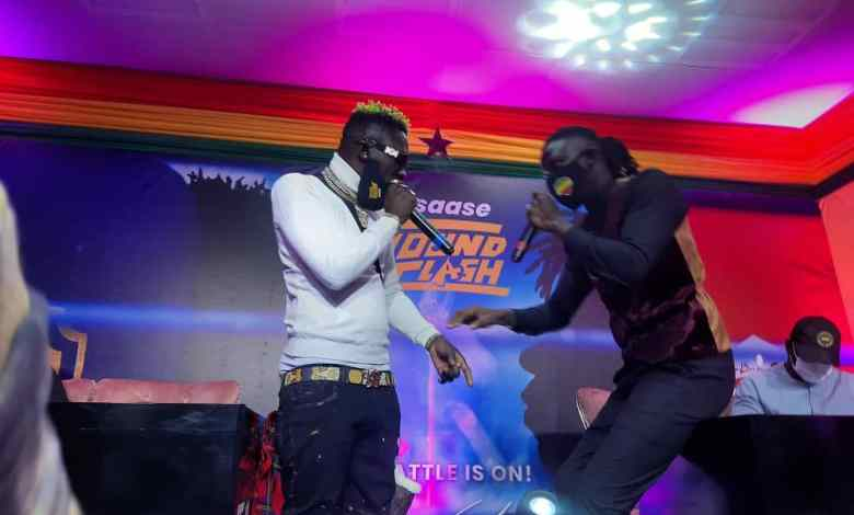 Asaase Sound Clash, Shatta Wale + Stonebwoy face off